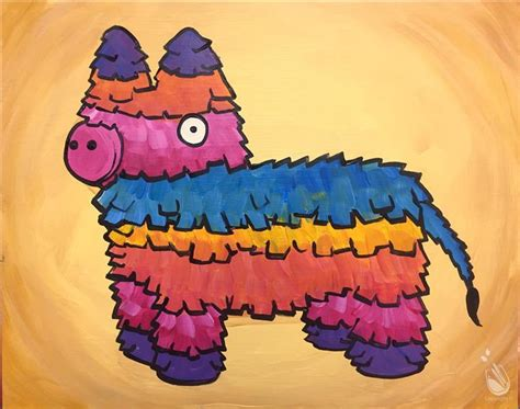 paint with a twist alon senor pinata adults only wednesday april 12