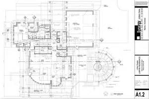 construction plan set of construction drawing for custom home synergy