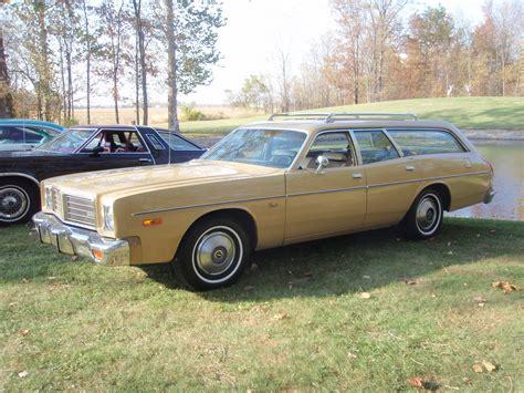 Dodge Chrysler Corporation by 1975 Dodge Coronet Station Wagon Chrysler Corporation