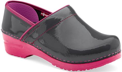 Most Comfortable Shoes For Surgeons by Nursing Shoes Sanita Professional Xenia Clog