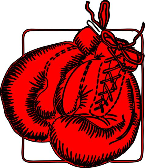 boxing gloves clipart boxing gloves clip at clker vector clip