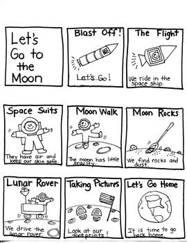 Journeys First Grade Let S Go To The Moon Unit 4 Lesson