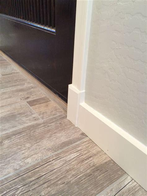 plinth blocks tall baseboard baseboard trim plinth