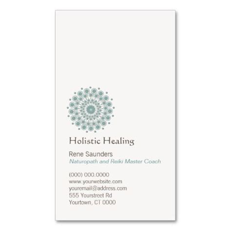 holistic business cards templates 1000 images about therapy business cards on