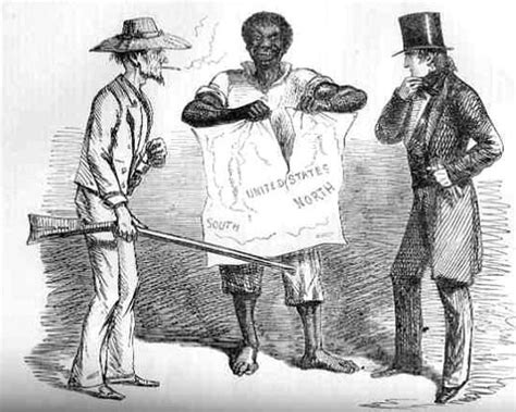 sectionalism 1800s political cartoons bailey401