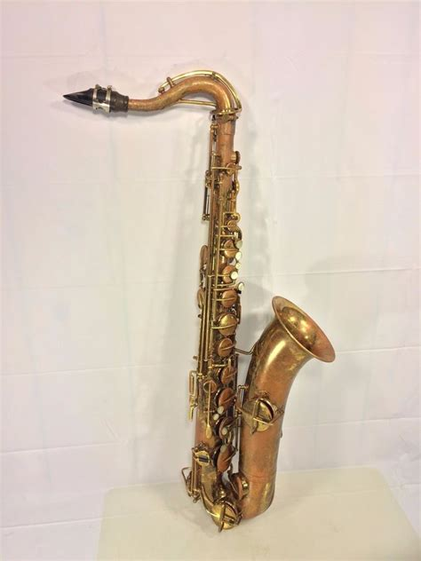 Martin Handcraft Tenor Sax - antique martin handcraft tenor saxophone matching serial