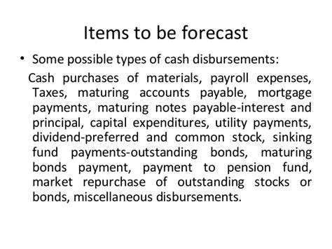 Sinking Fund Preferred Stock forecasting