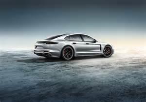 Porsche Panamera Gt Exclusive 2017 Porsche Panamera Turbo Gt Silver