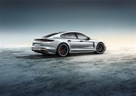 Exclusive 2017 Porsche Panamera Turbo Gt Silver