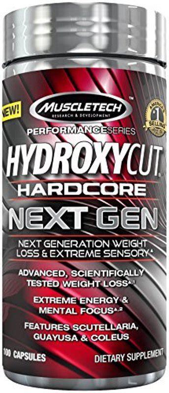 New Hydroxycut Next Non Stimulant 50 Caps Tidak Ada Efek Sing muscletech hydroxcut 100 capsules