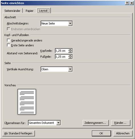 layout bachelorarbeit word seitenlayout diplom reader holger matthes