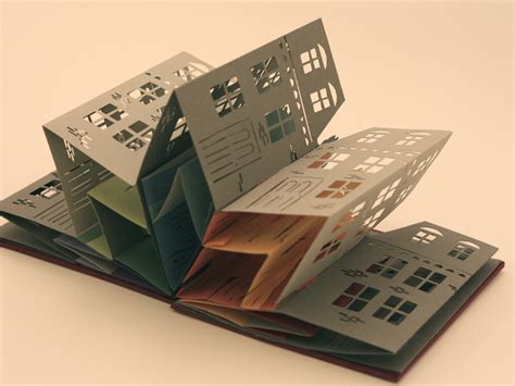 Handmade Book - handmade book by jackson papercut paper crafting