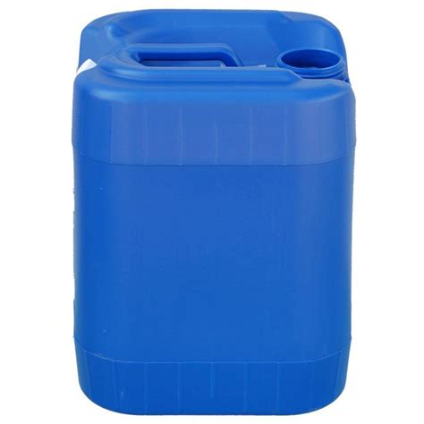 water storage container 5 gallon blue water storage container pn400 industrial