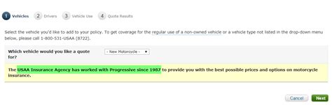 progressive boat insurance usaa cancelled my progressive insurance to move it over to usaa