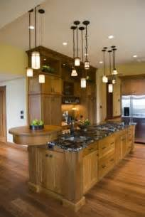 Kitchen Islands Ideas With Seating 64 unique kitchen island designs digsdigs