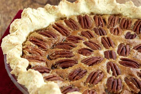 pecan pie  corn syrup deliciously organic