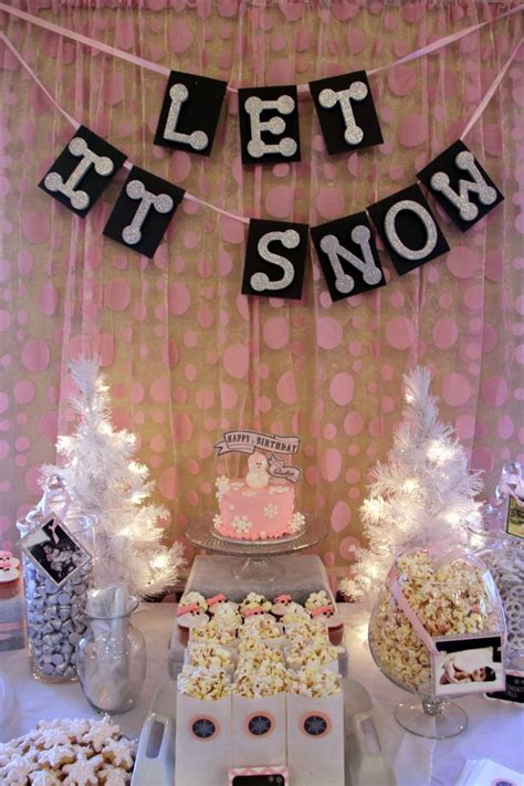 party themes in winter winter birthday party ideas for teenage girls www