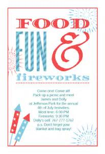4th of july invitation templates 4th of july invitation templates themesflip