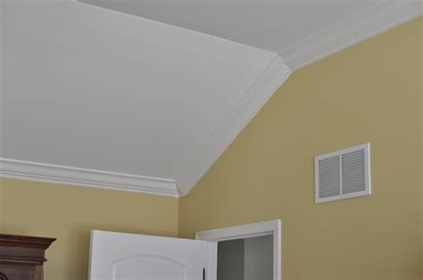 Crown Molding On Angled Ceiling by Crown Molding Vaulted Ceiling Studio Design Gallery