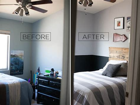 tween boy room reveal with glidden all for the boys