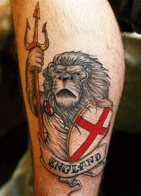 british lion tattoo designs pictures designs jpg 578 215 800