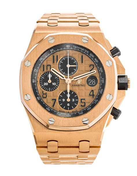 Limited Edition 0816 394 237 Ooredoo audemars piguet royal oak offshore 26470or oo 1000or 01