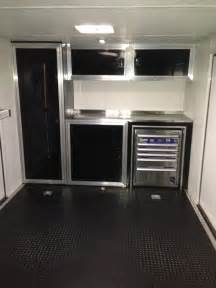 race trailer cabinets work trailers and