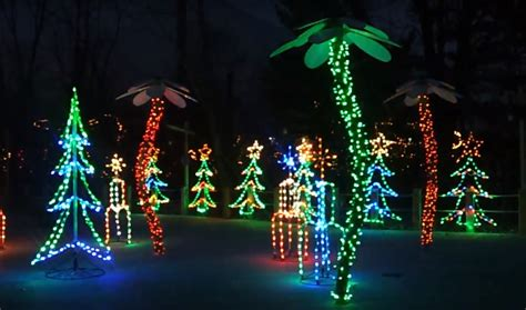 indianapolis zoo offers the best zoo lights in the usa