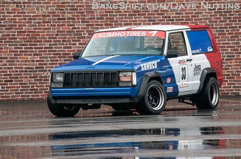 jeep comanche lowered bangshift com grassroots motorsports jeep