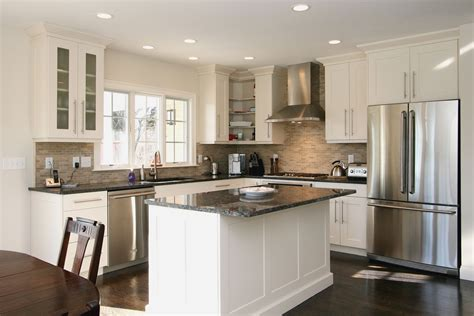 find cool  shaped kitchen design   home  kitchen kitchen layouts  island