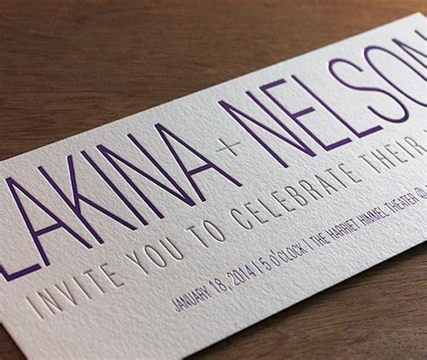 Thick Paper Wedding Invitations by 9 Best Customize Thick Paper Images On