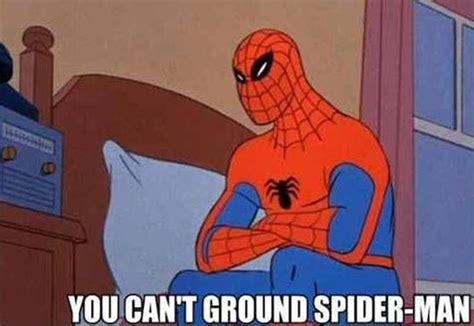 23 hilarious spider man memes loon the 60s show