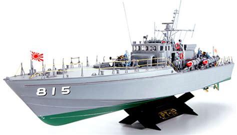 japanese torpedo boats 1 72 japan torpedo boat pt 15