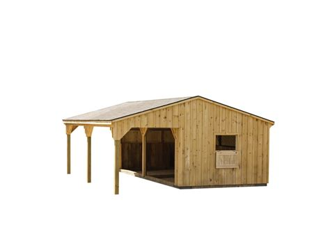 Run In Shed Kits by Lean To For Barns Pennsylvania Maryland And West