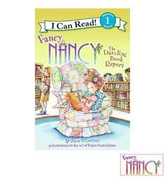 fancy nancy the dazzling book report 1000 images about just adorable on fancy