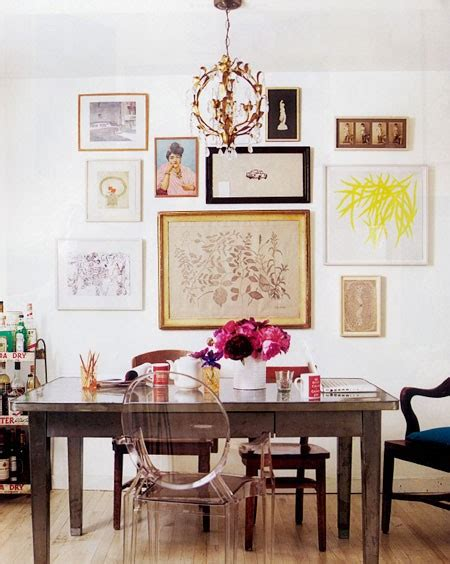 Dining Room Prints Inspire Bohemia Artful Arrangements Part Iii