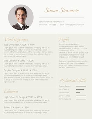 Fancy Resume Templates by Fancy Resume Templates Word Modern Cv Resume Templates