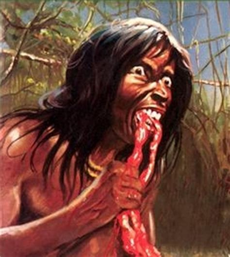 I Am A Cannibals bigfoot evidence bigfoot is a cannibal
