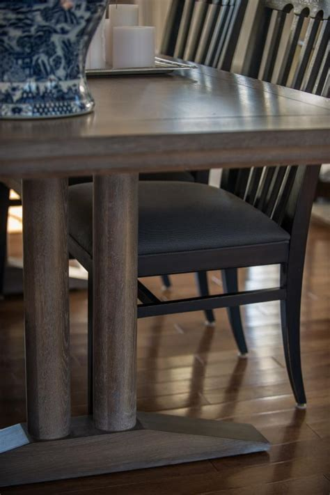 gray wash dining table photo library hgtv