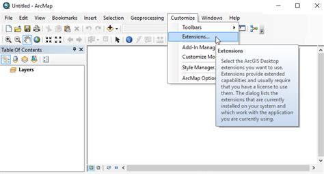 arcgis app tutorial arcgis desktop install authorize office of