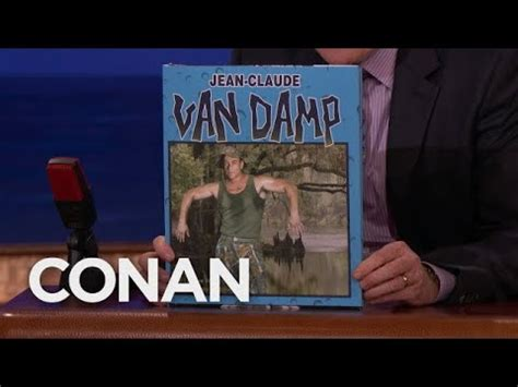 Conan Coffee Table Books with Quot Jean Claude D Quot More Coffee Table Books That Didn T Sell Conan On Tbs