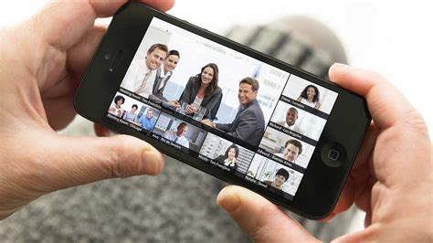 mobile conferencing broadland solutions business