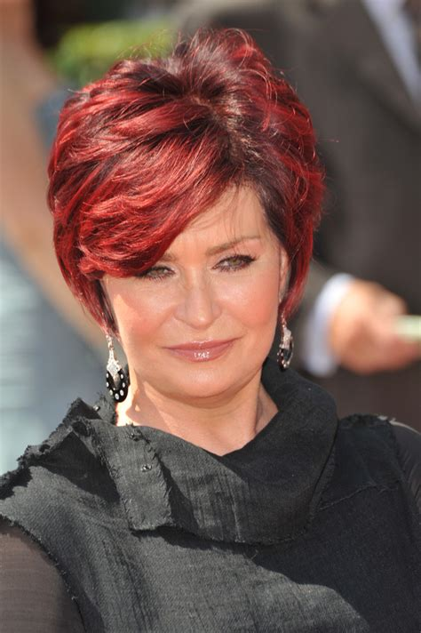 how to get sharon osbournes haircolor celebrity inspired hair colors lionesse flat irons