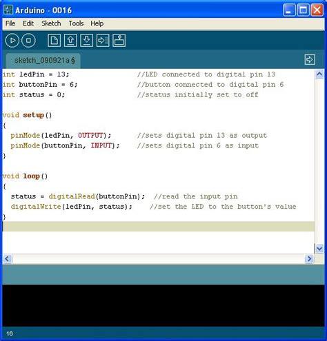arduino code push button arduino 5 minute tutorials lesson 4 ir distance sensor