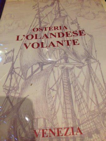 olandese volante venezia ristorante olandese volante in venezia con cucina italiana