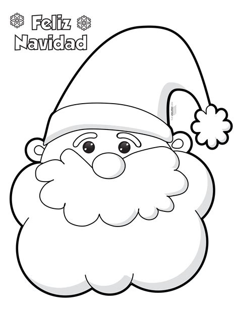Imagenes De Santa Claus Animadas Para Colorear | santa claus para colorear e imprimir orientaci 243 n and 250 jar