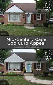 cape cod curb appeal ideas remodelaholic reader question mid century cape cod curb