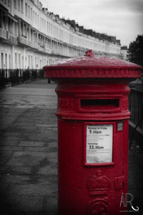 Box Rental Bristol - post box clifton bristol photographer aaron