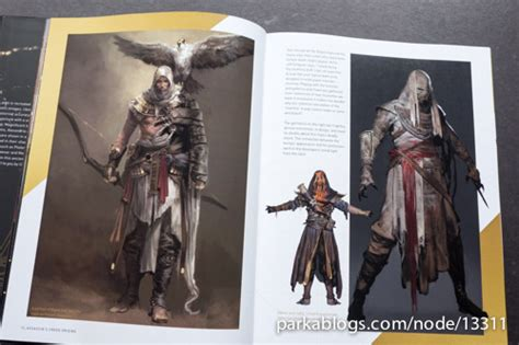 the art of assassin s creed origins polygon book review the art of assassin s creed origins parka blogs