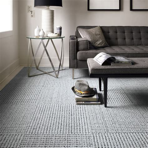 grey living room carpet flor carpet tiles this chunky gray pattern for boys room mrm residence
